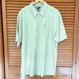 Quicksilver short sleeve men's shirt